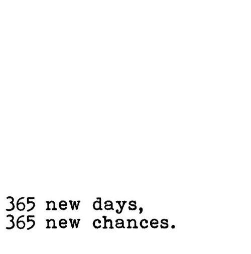 365 new days...°