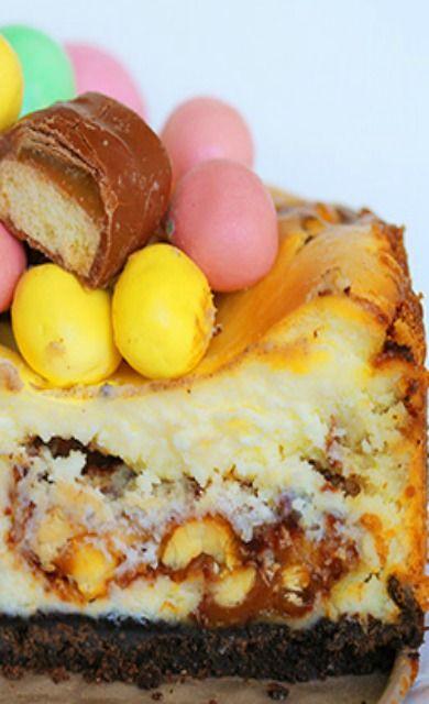 "Easter ""dump"" cheesecake | Recipe"