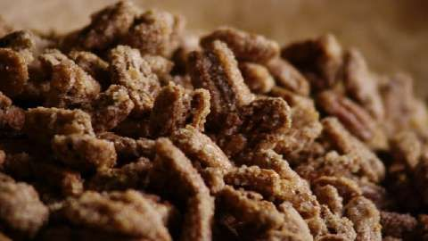 Sugar Coated Pecans Allrecipes.com, Can just picture this as a sort of ...