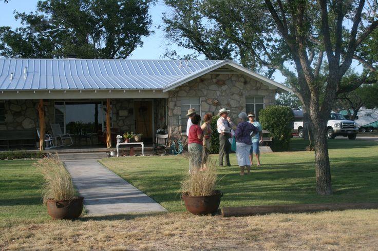 Texas ranch house ranch reality pinterest Texas ranch house designs
