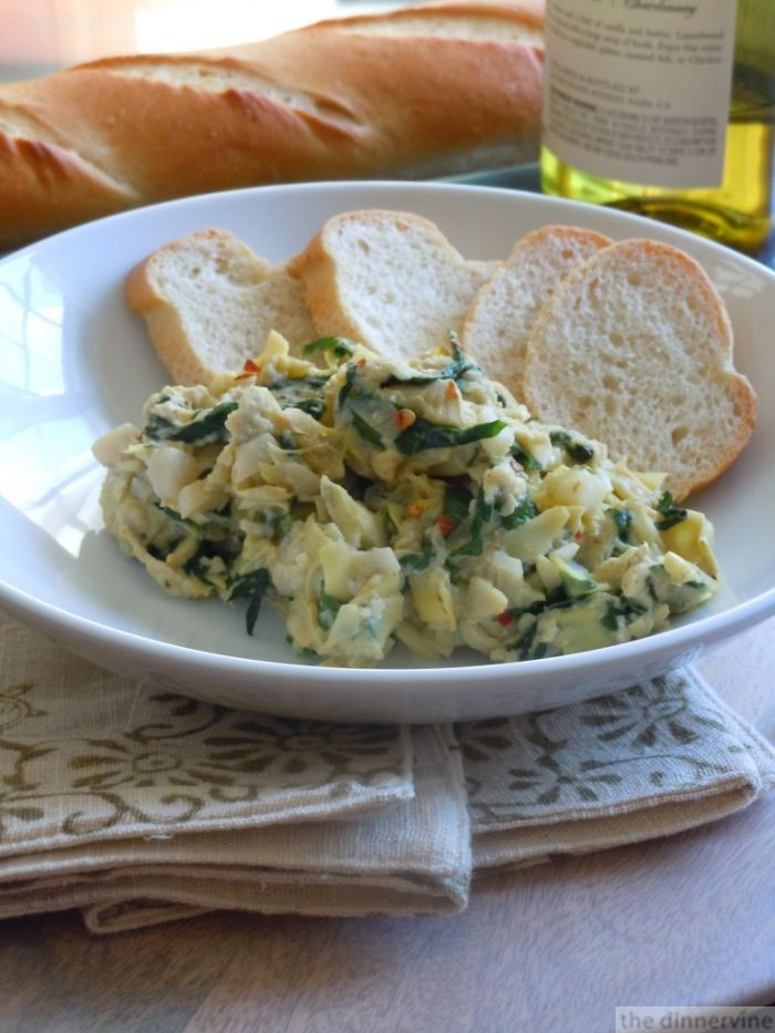 Hot Spinach Artichoke Dip | Recipes | Pinterest