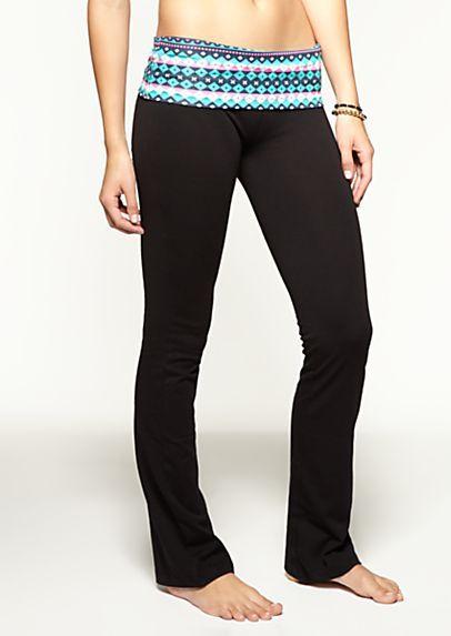 Crochet Pattern Yoga Pants : Geo Pattern Yoga Pants fancy pants Pinterest