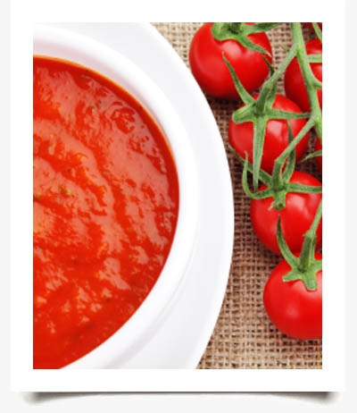 chilled Middle Eastern tomato-based soup is not only refreshing, spicy ...