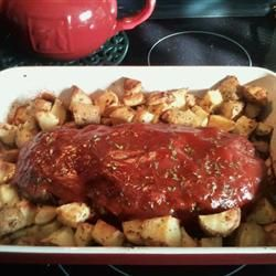 Mary's Meatloaf Allrecipes.com | Recipes to try | Pinterest