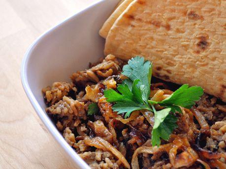 Mujadara: Rice, Lentils & Caramelized Onions | Tasty Kitchen: A Happy ...