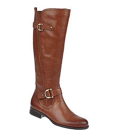 Naturalizer Jersey Riding Boots #Dillards