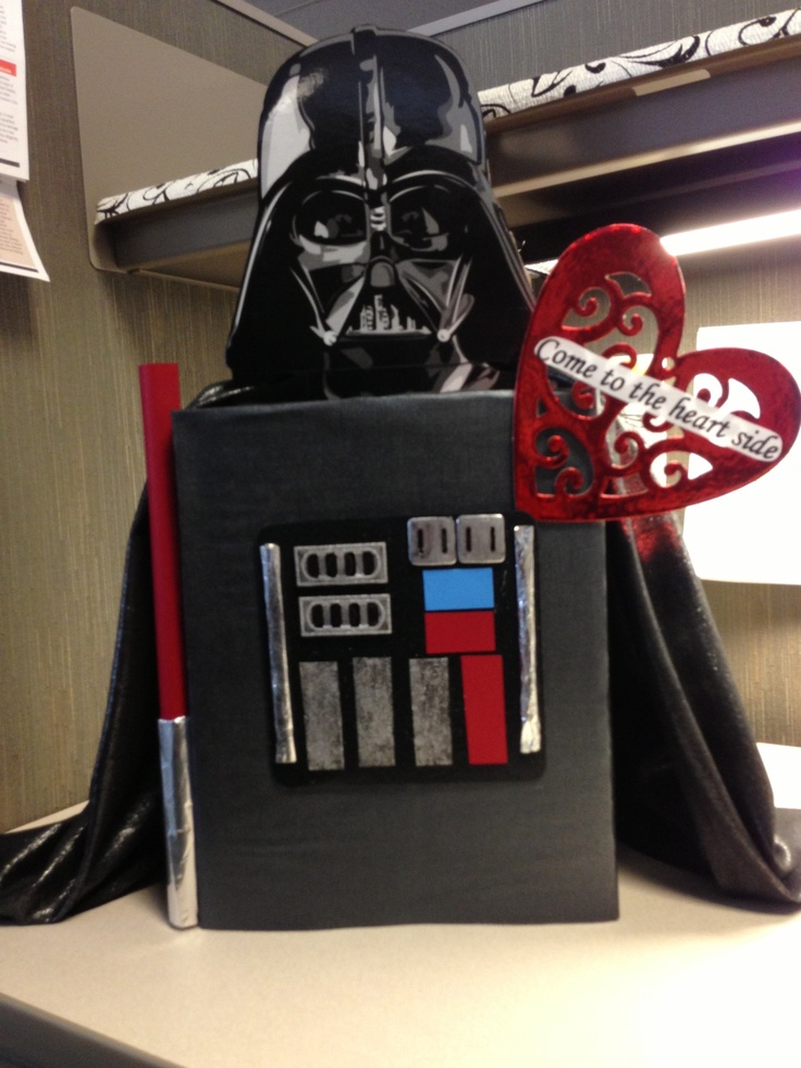 valentine's day mailbox for kindergarten