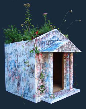 Andrew Jackass dog house- love