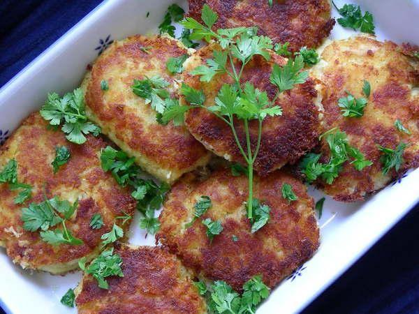 Salt Cod Fish Cakes