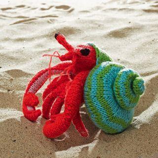 CROCHET-SEA-9-Patterns-Mermaid-Crab-Shells- | eBay
