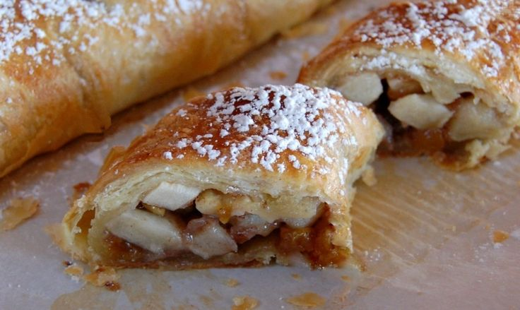 Apple Strudel | Favorite Recipes | Pinterest