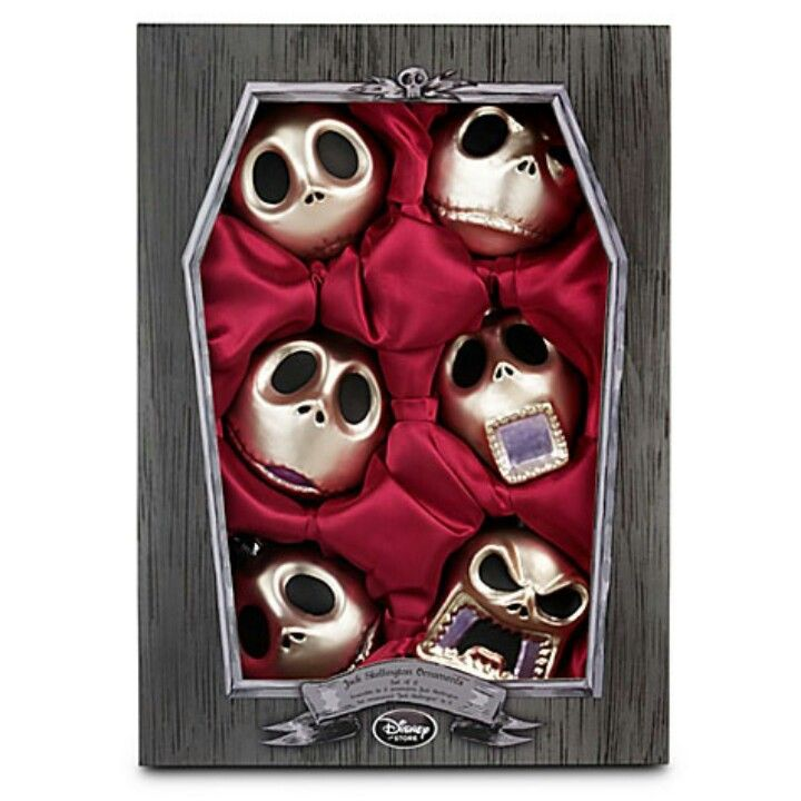 Nightmare Before Christmas ornament | Nightmare before Christmas | Pi ...