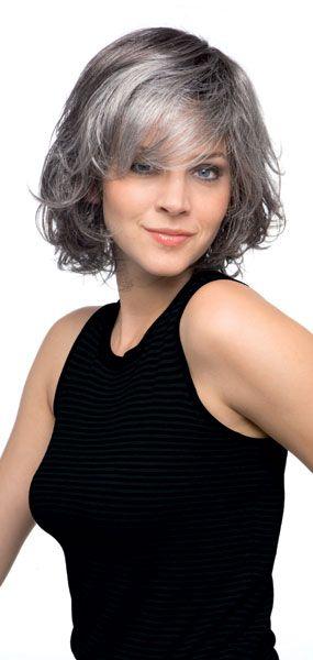 Jennifer Foley - grey hairJennifer Foley
