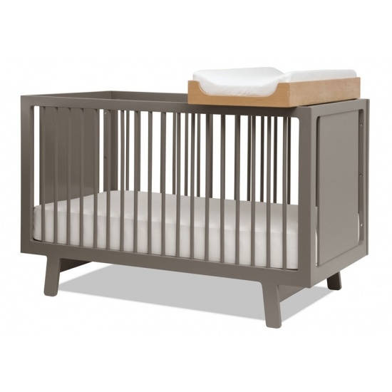 Changing Table Over Crib Oh Baby Pinterest