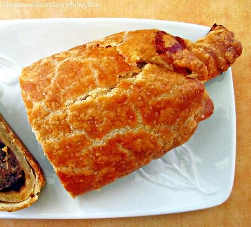 Meatloaf Wellington Recipe — Dishmaps