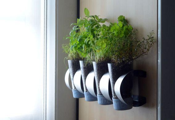 How To Indoor Herb Garden Ikea Hack