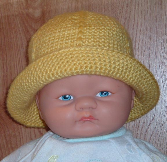 Rain hat - 0-3 months
