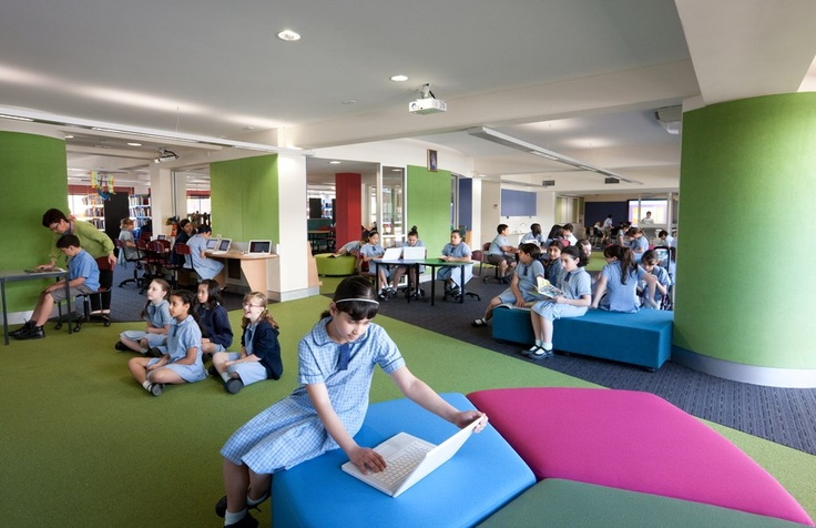 Innovative Classroom Layouts : Another learning space innovative classroom design