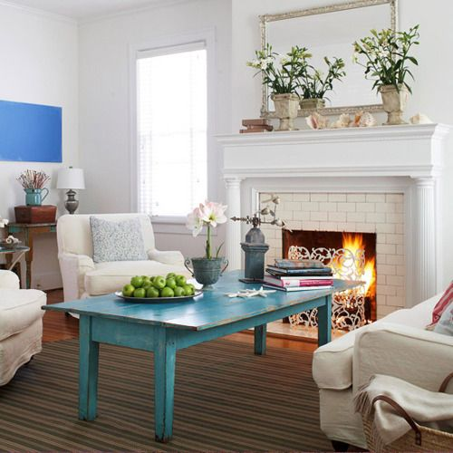Love The Teal Table Home Decor Inspiration Pinterest