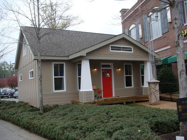 Craftsman Style Modular Home