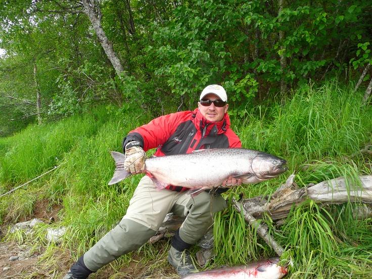 King salmon fishing in alaska for King salmon fishing alaska