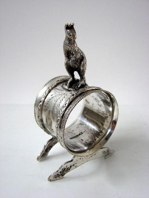 silver australian napkin rings silver napkin rings