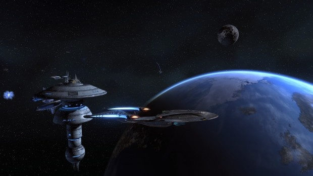 Space, the Final MMO Frontier -   Star Trek Online Review
