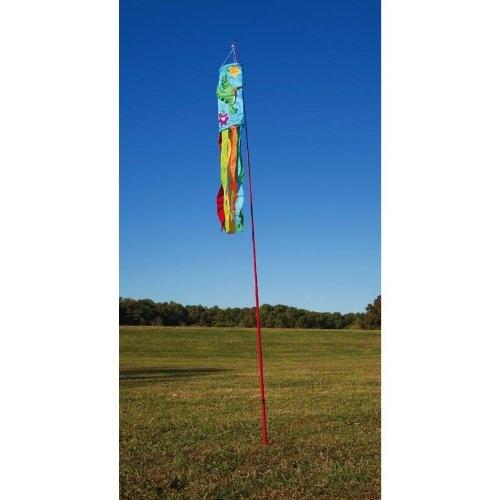 extendable flag poles