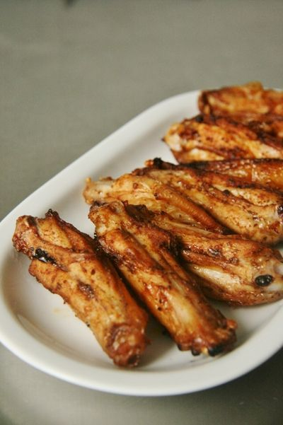 Old Bay Chicken Wings - Old Bay spice goes well with just about ...