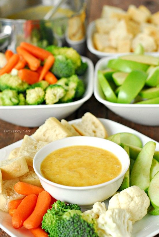 Cheese Fondue Recipe: This cheese fondue recipe is kid friendly and ...