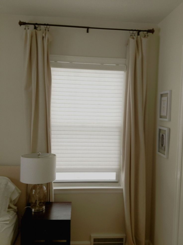 ikea panel curtains instructions