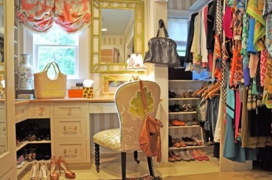 Pin By Monica Fuentes On Dream Closets Pinterest