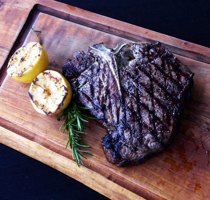 Bistecca alla Fiorentina | Beef - Thibeault's Table | Pinterest