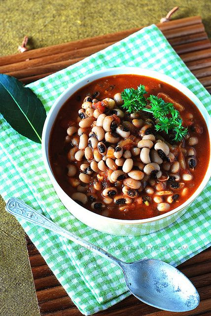 Hoppin' John by Agnieszka Hermann, via Flickr
