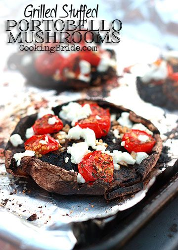 Grilled+Stuffed+Portobello+Mushrooms+-+CookingBride.com+#LowCarb