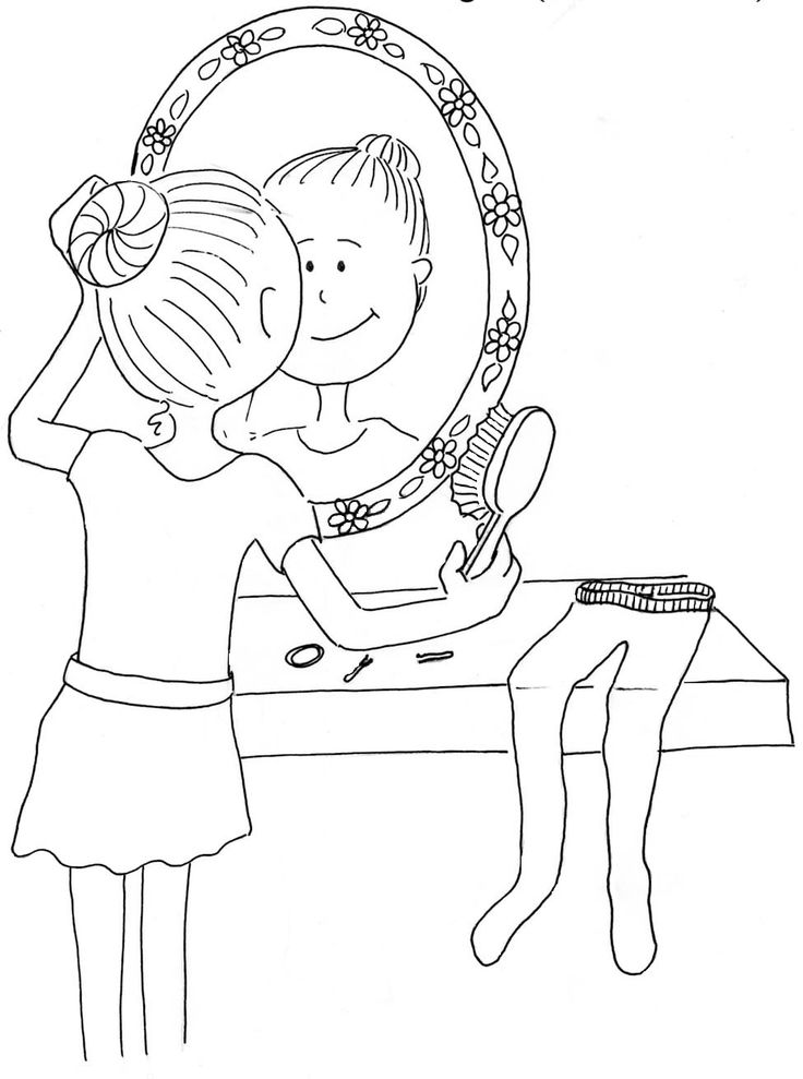 Jazz dance coloring pages for kids - a-k-b.info