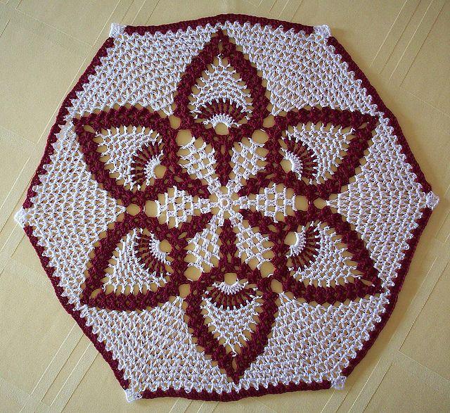 Tapestry Crochet Tutorial For Beginners : Ravelry: Tapestry Crochet for Doilies for Beginners ...