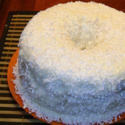 Fresh Coconut Layer Cake Recipe - Allrecipes.com