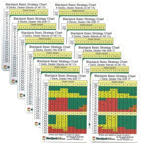 amazon video poker strategy cards