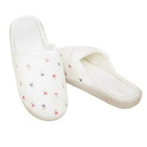 ISOTONER Women s Secret Sole Embroidered Clog Slippers http://amzn.to