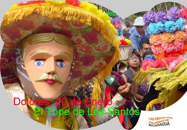Traje Tipico De Nicaragua