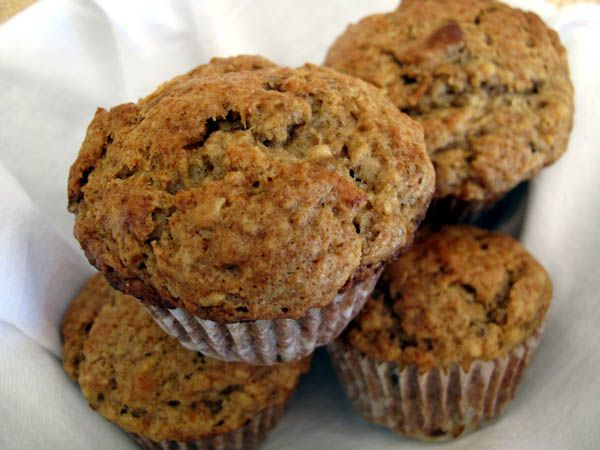 Banana Nut Muffins | Recipes - cupcakes and muffins | Pinterest