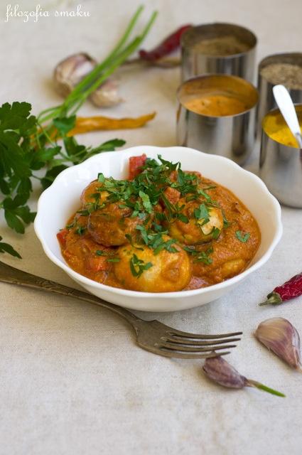 mushroom tikka masala | F O O D indian food | Pinterest