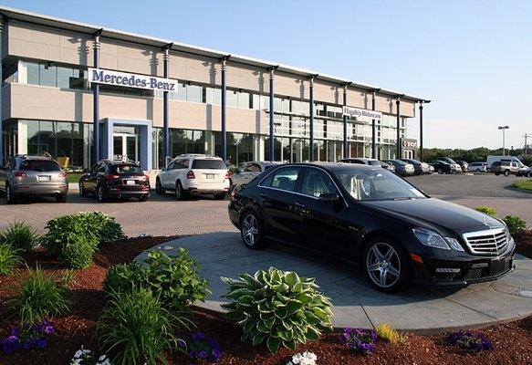 Flagship motorcars of lynnfield autos post for Mercedes benz herb chambers