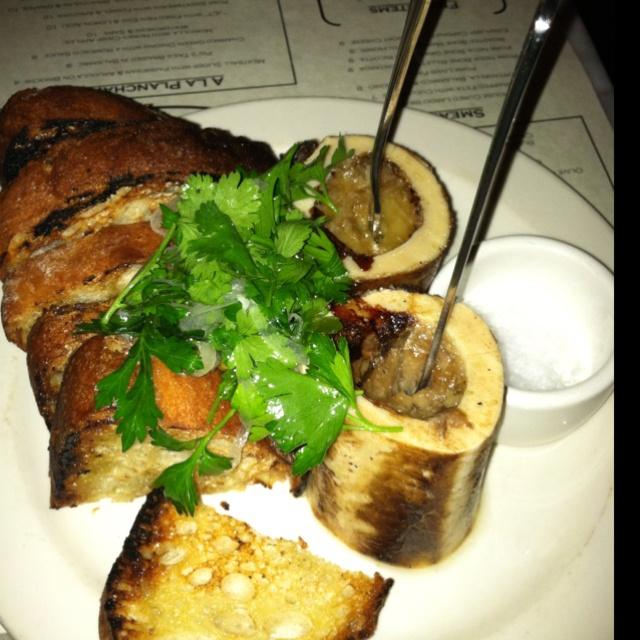 roasted bone marrow | Favorite Recipes | Pinterest