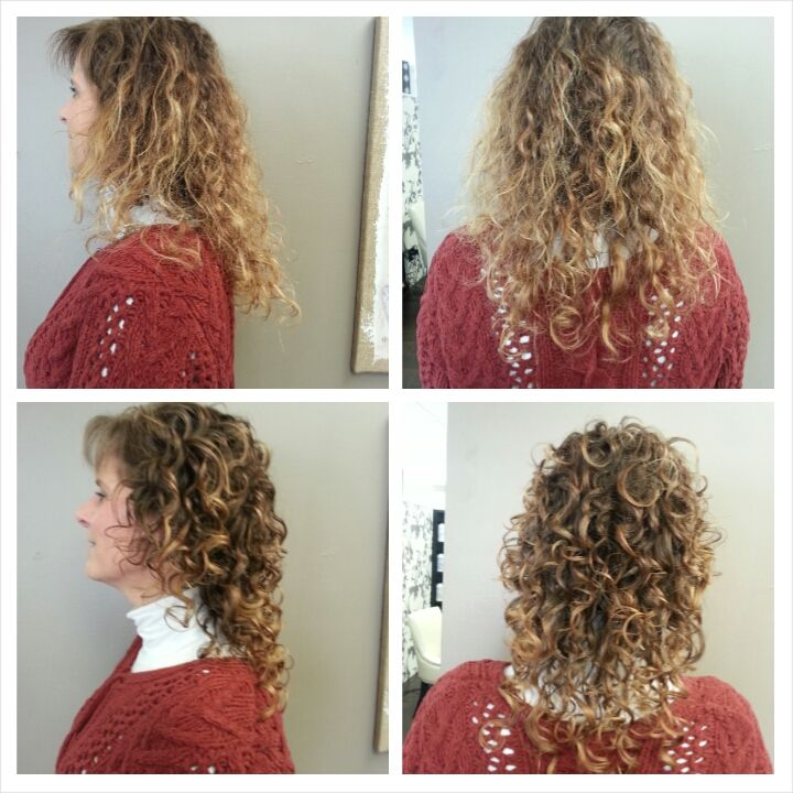 Ouidad Haircut Before And After
