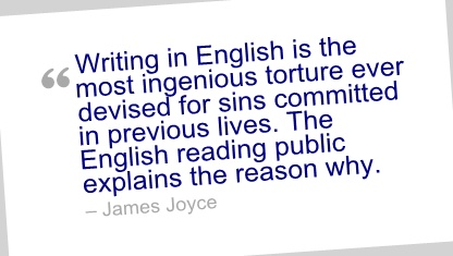 james joyce considered to be one of the most influential writers in the modernist avant garde of the James joyce poet, novelist, author james augustine aloysius joyce was an irish novelist and poet, considered to be one of the most influential writers in the modernist avant-garde of the early 20th century.