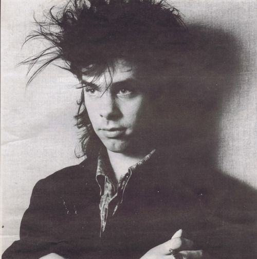 young Nick Cave | my favourites | Pinterest
