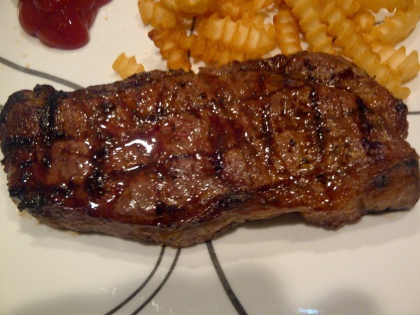 Brown Sugar Bourbon Marinated Steak | [ eating out ] | Pinterest