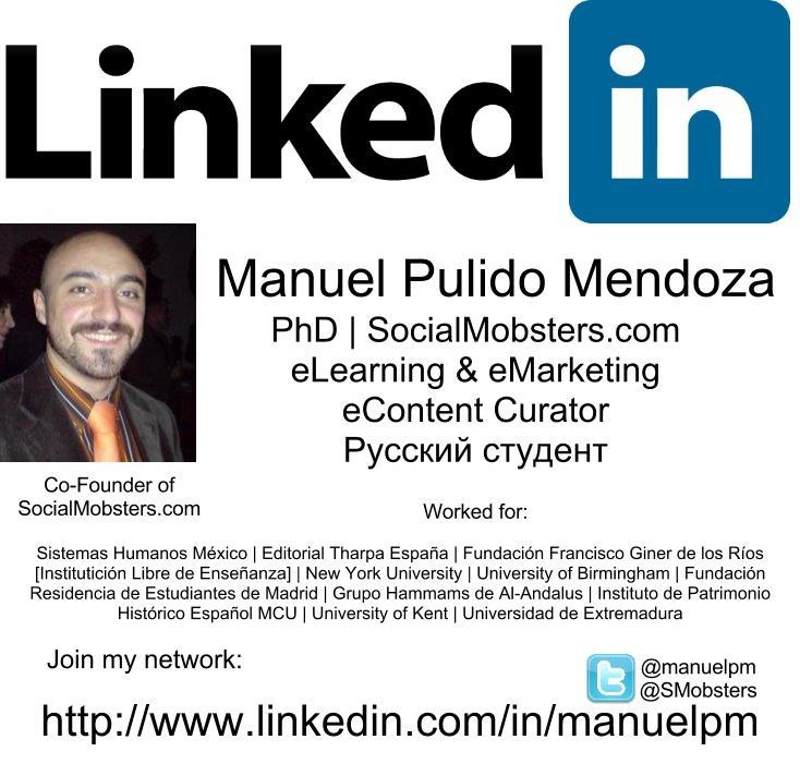 Manuelpm s linkedin http www linkedin com in manuelpm